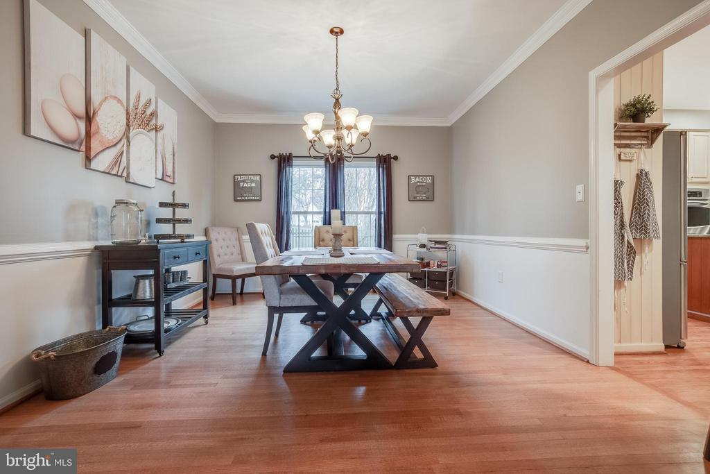 Formal Dining Room - 43216 LINDSAY MARIE DR, ASHBURN