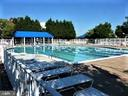 One of several community pools - 20577 SNOWSHOE SQ #301, ASHBURN