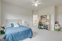 Alt view of bedroom #3 - 41205 CANONGATE DR, LEESBURG