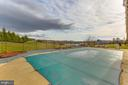 Extra view of pool - 41205 CANONGATE DR, LEESBURG