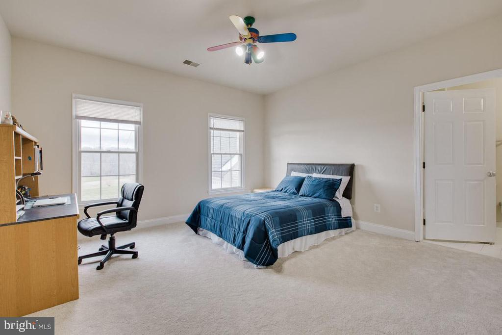 Large bedroom #2 - 41205 CANONGATE DR, LEESBURG