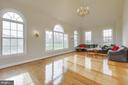 Conservatory with gorgeous views !!!! - 41205 CANONGATE DR, LEESBURG