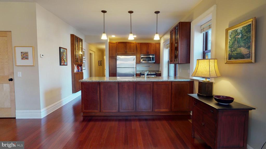 Kitchen - 9610 DEWITT DR #PH101, SILVER SPRING
