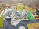 Aerial of Courtland Farm - 40543 COURTLAND FARM LN, ALDIE