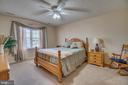 Master bedroom - 6109 SUNNY MEADOWS DR, FREDERICKSBURG