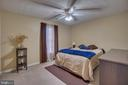 Bedroom #2 - 6109 SUNNY MEADOWS DR, FREDERICKSBURG