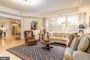 Details, Window Bay, Open to Dining - 1555 N COLONIAL TER #100, ARLINGTON
