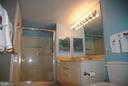 bathroom for master bedroom - 19385 CYPRESS RIDGE TER #1103, LEESBURG