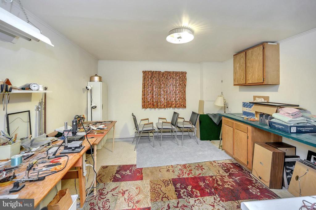 workshop or storage room - 116 WASHINGTON ST, LOCUST GROVE