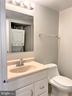 Hall Bath - 11053 CAMFIELD CT #101, MANASSAS