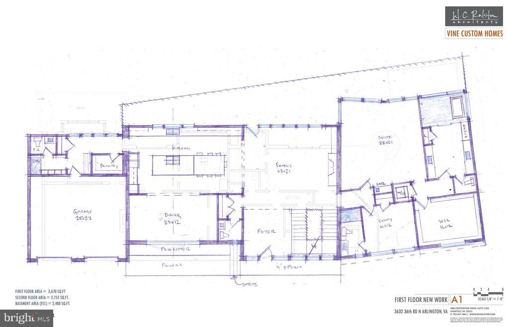 Main Level - 3632 36TH RD N, ARLINGTON