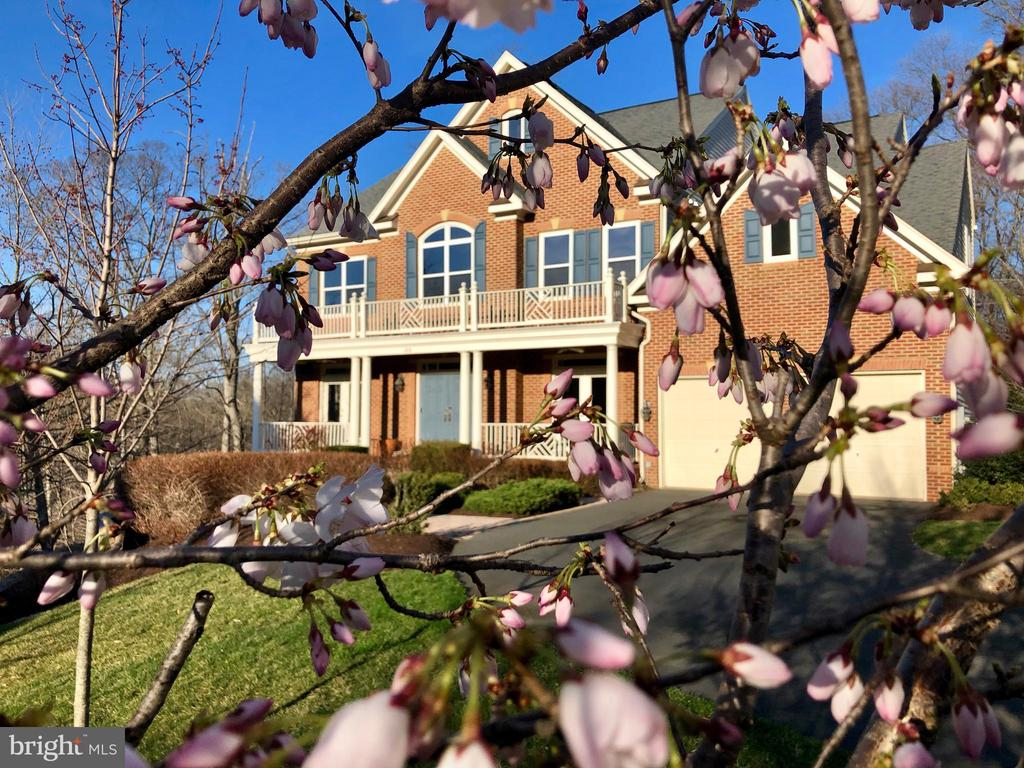 Front of property - 206 GREENHOW CT SE, LEESBURG