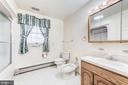 Master Bathroom with a bidet - 38365 GOOSE CREEK LN, LEESBURG
