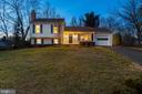 Excellent curb appeal - 10171 YORKTOWN WAY, GREAT FALLS