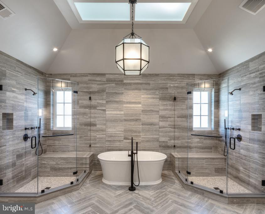 954 Mackall Farms Lane - Master Bathroom - 7008 BENJAMIN ST, MCLEAN