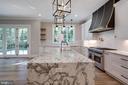 1609 Crestwood Lane - Kitchen - 7008 BENJAMIN ST, MCLEAN