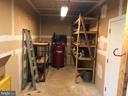 Compressor in the garage - 38365 GOOSE CREEK LN, LEESBURG