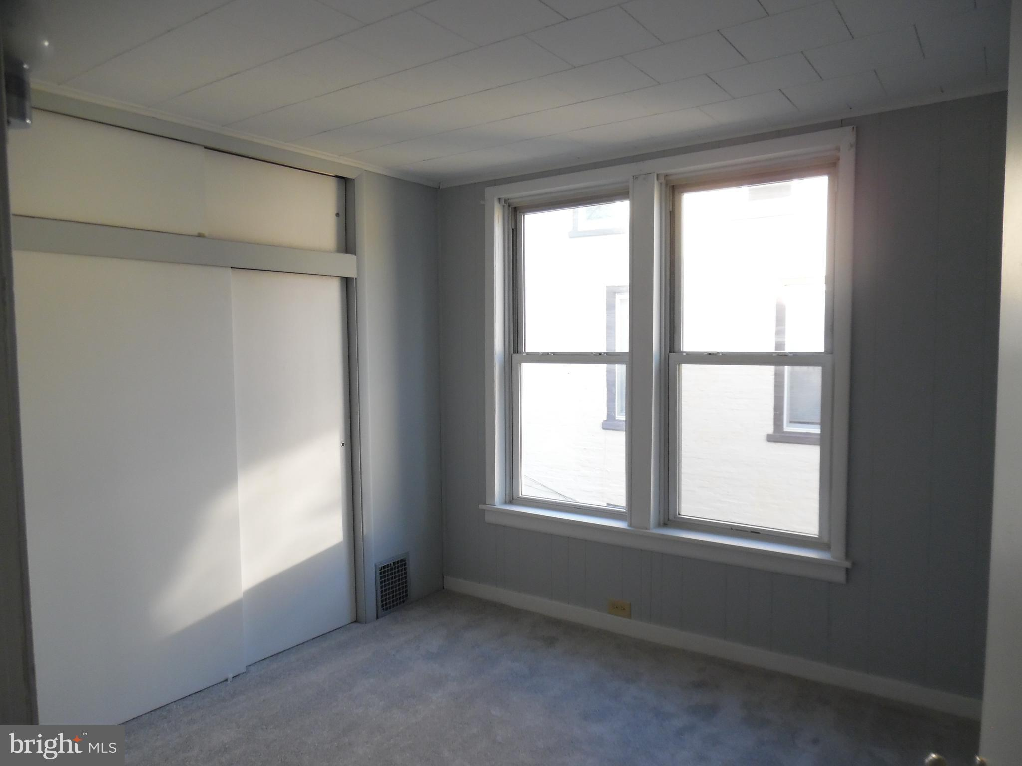 Bedroom 2 with lots of closet space