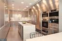 Chef's Kitchen - 3150 SOUTH ST NW #PH2C & 1M, WASHINGTON