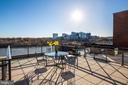 Expansive Terrace - 3150 SOUTH ST NW #PH2C & 1M, WASHINGTON