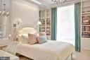 Bedroom 2 with Ensuite - 3150 SOUTH ST NW #PH2C & 1M, WASHINGTON