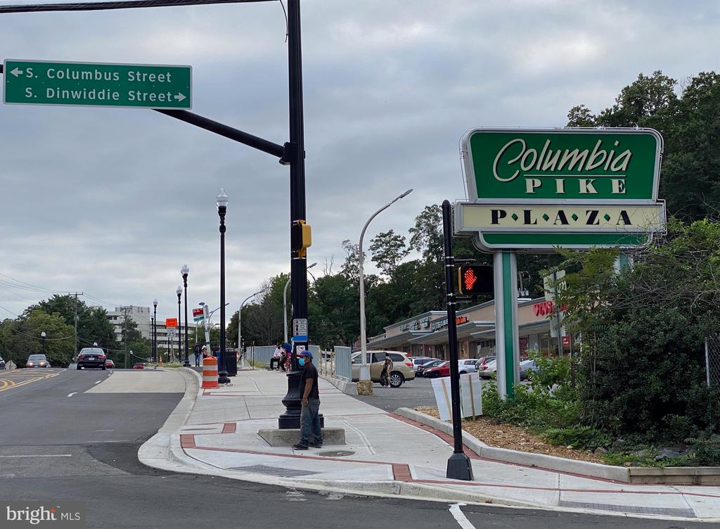 Bustling Columbia Pike Revitalization Projects. - 5009 7TH RD S #102, ARLINGTON