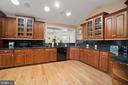 Luxury Kitchen - 40543 COURTLAND FARM LN, ALDIE