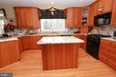 Kitchen - 6951 JEREMIAH CT, MANASSAS