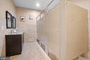 One of 2 Restrooms for Commercial i.e. Events - 40543 COURTLAND FARM LN, ALDIE