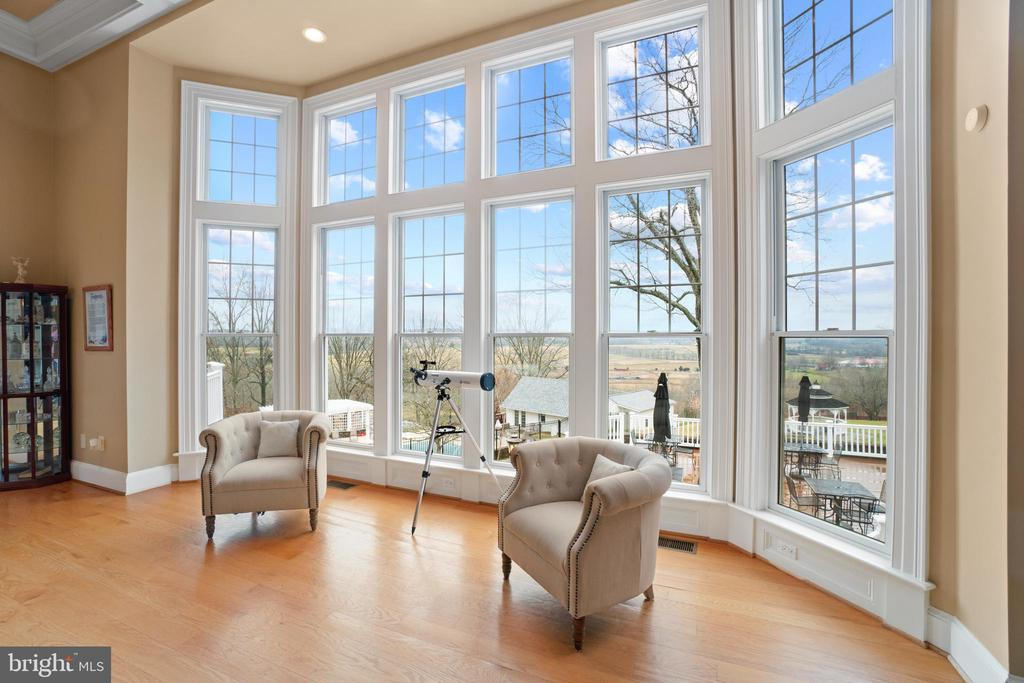 Spectacular view of Mountains and Open Pastures - 40543 COURTLAND FARM LN, ALDIE