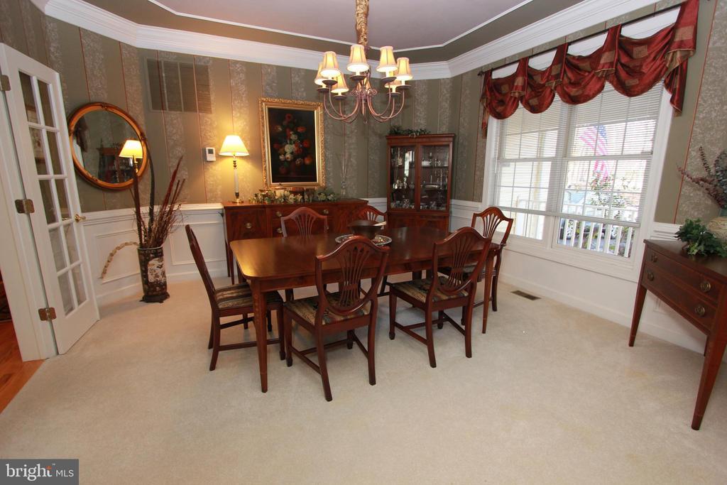 Dining Room - 6951 JEREMIAH CT, MANASSAS