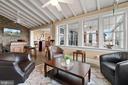 Cigar Room / Lounging Area - 40543 COURTLAND FARM LN, ALDIE