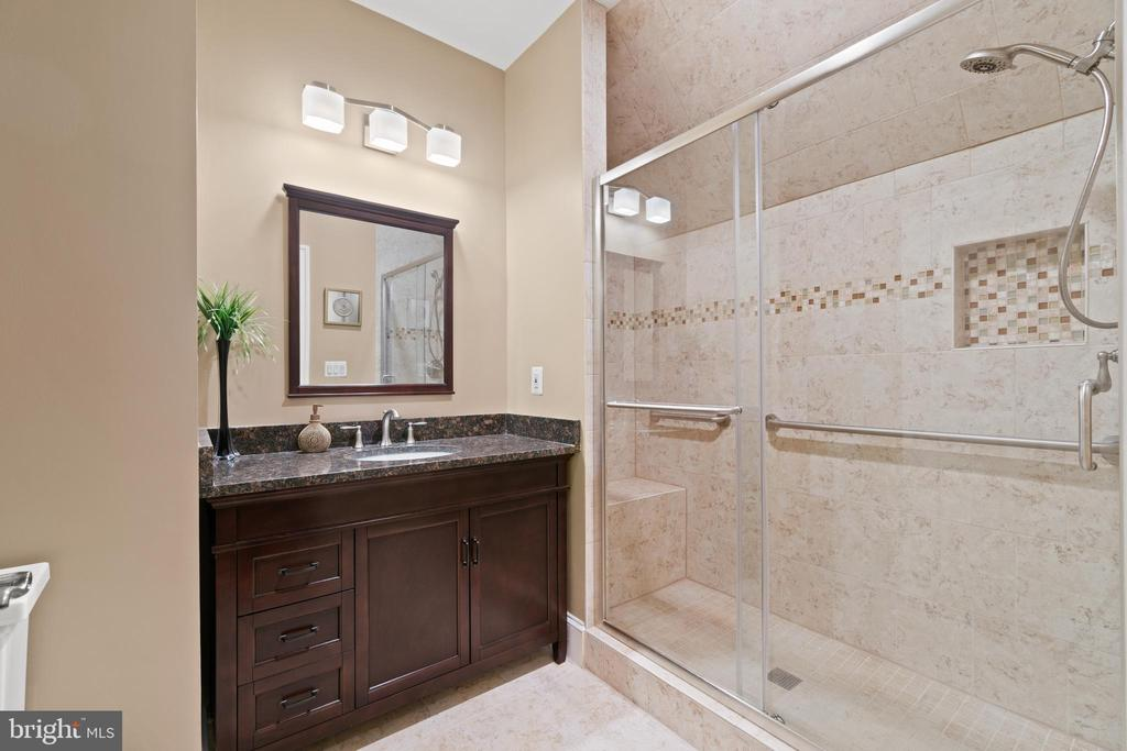 One of the 8 Bathroom's - 40543 COURTLAND FARM LN, ALDIE