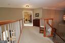 Upper Hallway - 6951 JEREMIAH CT, MANASSAS