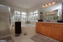 Owners Suite Bath - 6951 JEREMIAH CT, MANASSAS