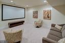 Media Room(previous model) - 3283-A FOX MILL, OAKTON