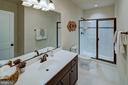Basement Full Bath(previous model) - 3283-A FOX MILL, OAKTON