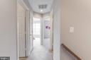 Upper Hallway - 156 EXECUTIVE CIR, STAFFORD