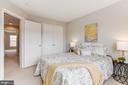 2nd Bedroom - 156 EXECUTIVE CIR, STAFFORD