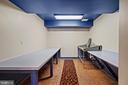 Craft room/study/darkroom - 38853 MOUNT GILEAD RD, LEESBURG