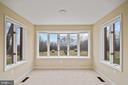 Sitting room off primary bedroom - 38853 MOUNT GILEAD RD, LEESBURG