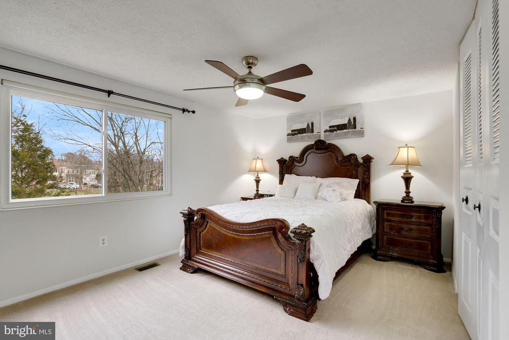 Master Suite - 3862 BEECH DOWN DR, CHANTILLY