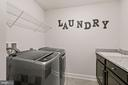 Laundry - 1801 YELLOW GARNET TER SE, LEESBURG