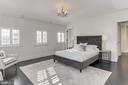 Bedroom Three with En Suite Bathroom - 2816 O ST NW, WASHINGTON