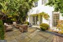 Expansive Private Terrace - 2816 O ST NW, WASHINGTON