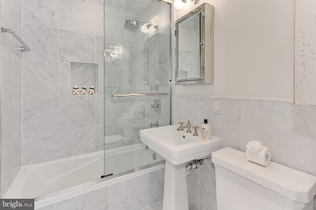 Bedroom Four En Suite Bathroom - 2816 O ST NW, WASHINGTON
