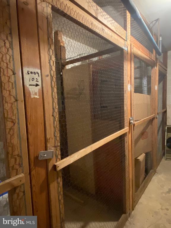 Storage Bin included. - 5009 7TH RD S #102, ARLINGTON