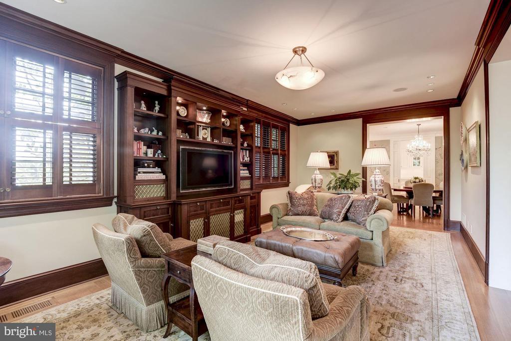 Family Room - 1691 34TH ST NW, WASHINGTON