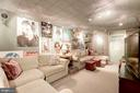 Media/Recreation Room - 1691 34TH ST NW, WASHINGTON