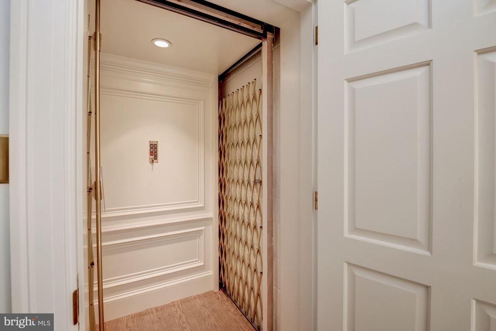 Elevator - 1691 34TH ST NW, WASHINGTON